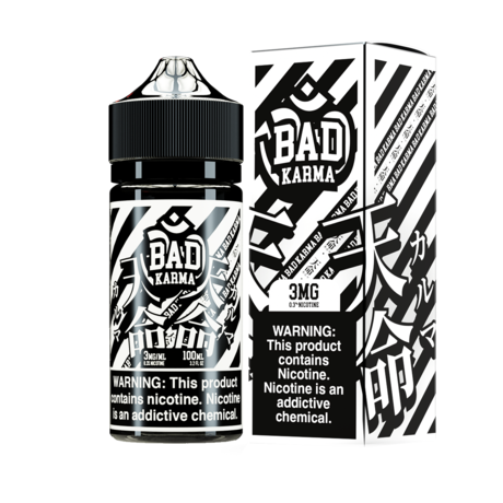Karma Vape Bad Karma Vape Juice 100ml