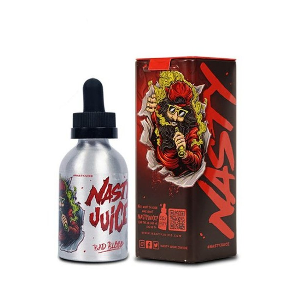 Nasty Bad Blood E-Liquid