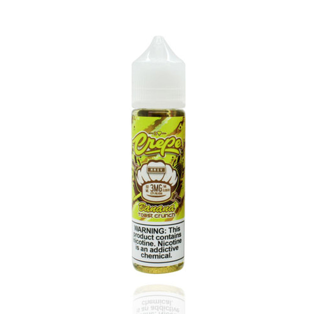 Crepe Liquid Collection E-Liquid 60ml