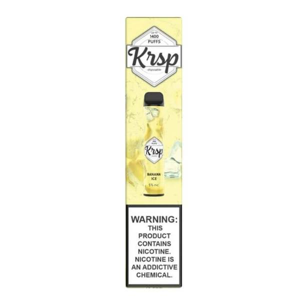 KRSP Disposable Vape Banana Ice