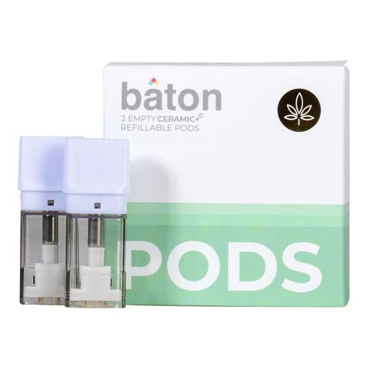 Baton V2 Refillable Pods