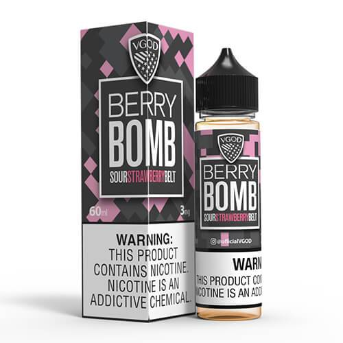 Vgod Berry Bomb Vape Juice 60ml
