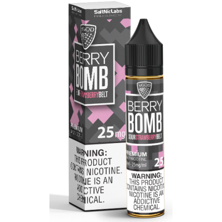 Vgod Berry Bomb Nic Salt Vape Juice 30ml