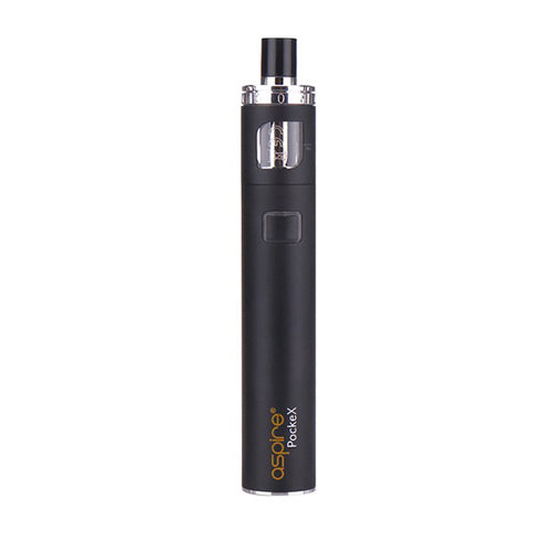 Aspire PockeX black