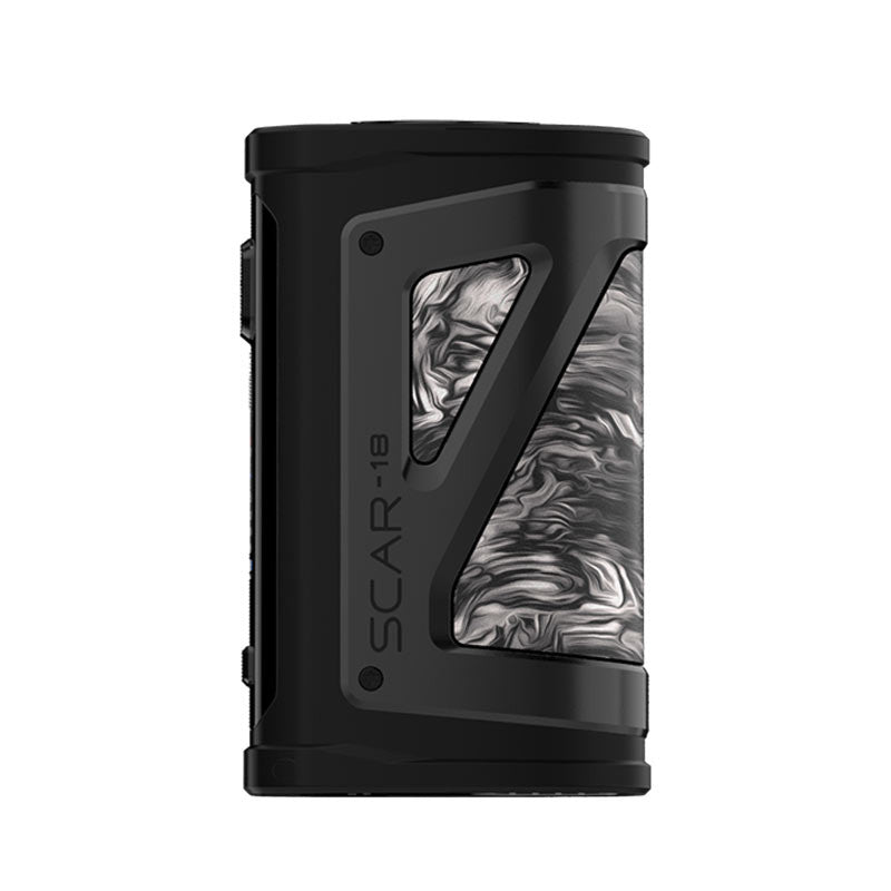 Scar-18 Box Mod Black Grey