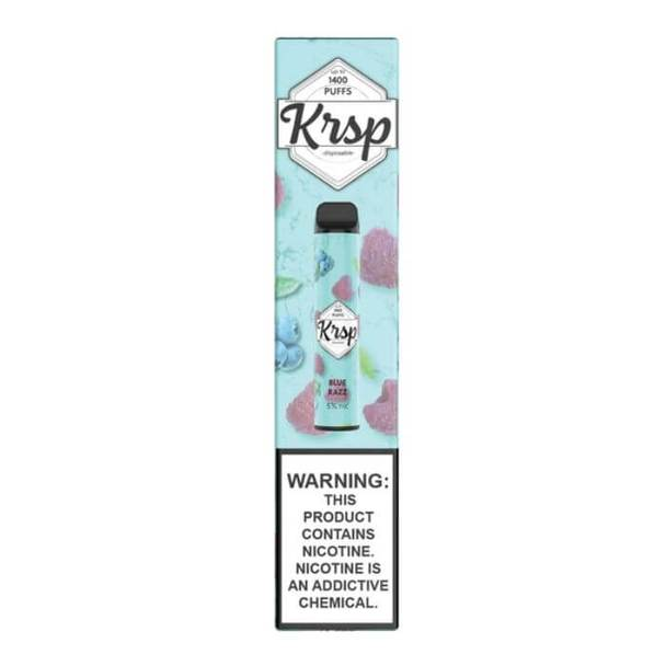 KRSP Disposable Vape Blue Razz
