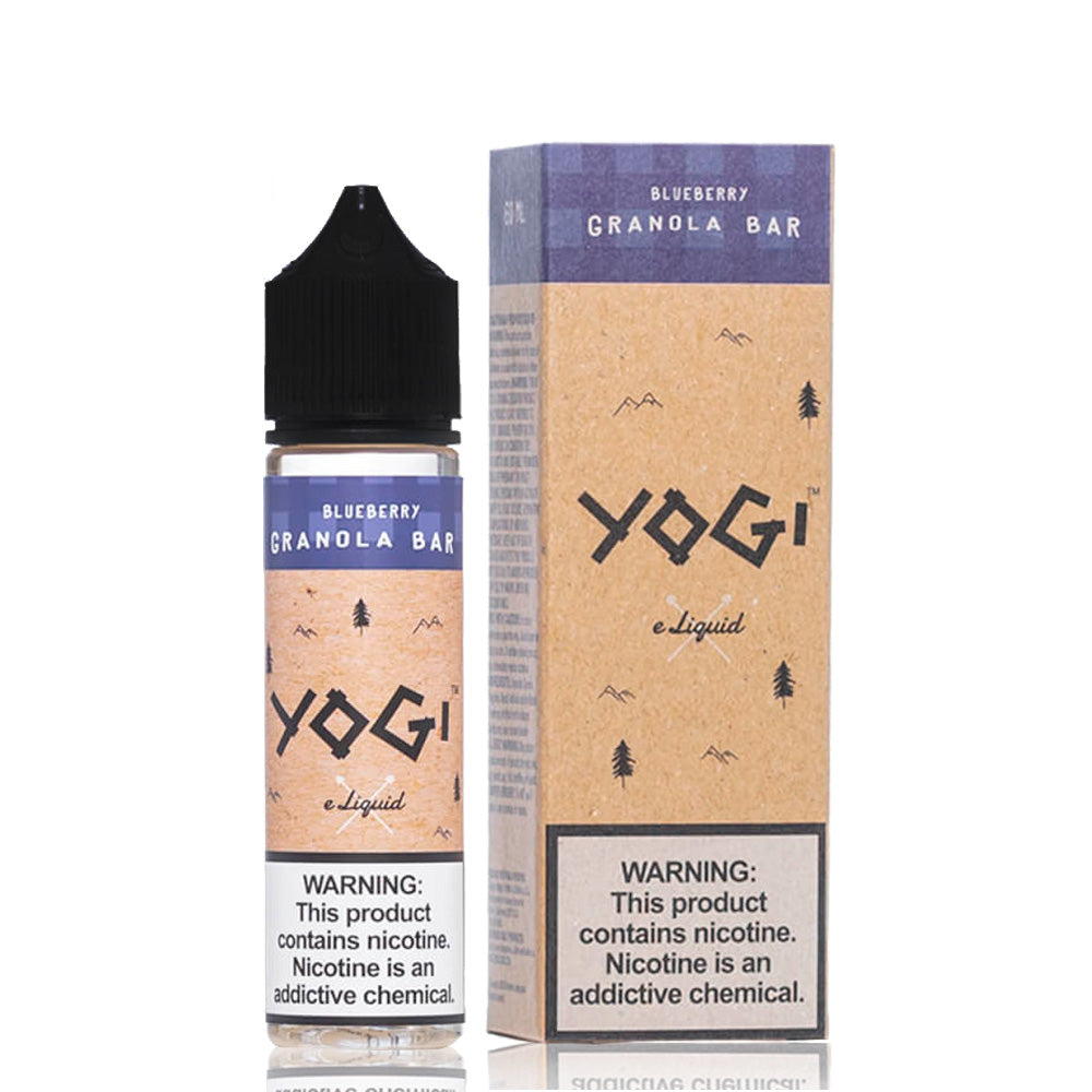 Yogi Blueberry Granola Bar Vape Juice 60ml