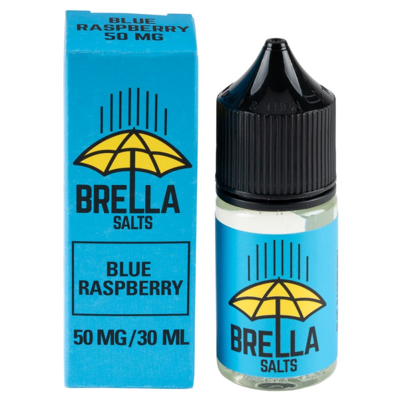 Brella Blue Raspberry Salts E-Liquid 30ml