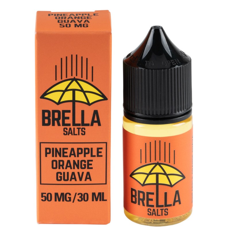 Brella Pineapple Orange Guava