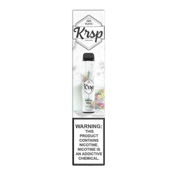 KRSP Disposable Vape Cereal Milk