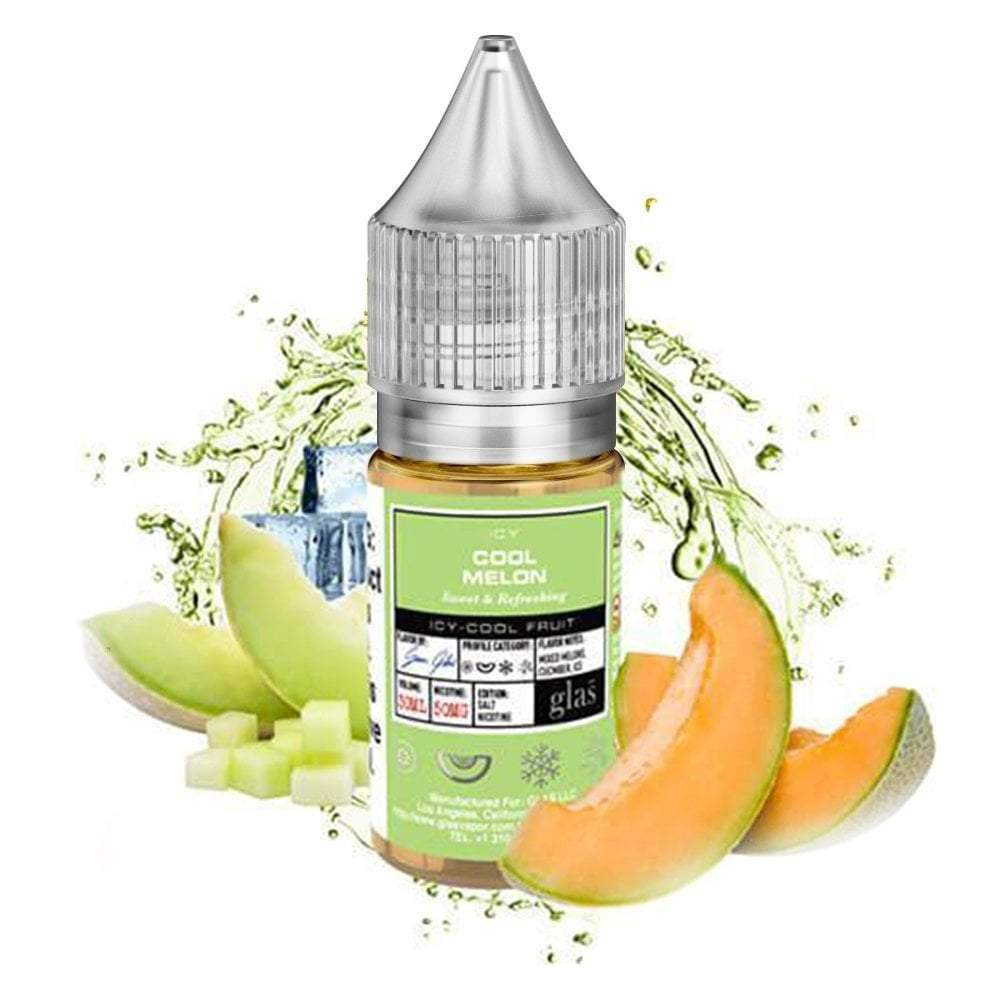Glas Basix Cool Melon Nic Salt Vape Juice 30ml