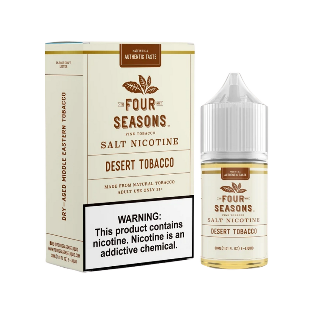 Four Season Desert Tobacco Salt