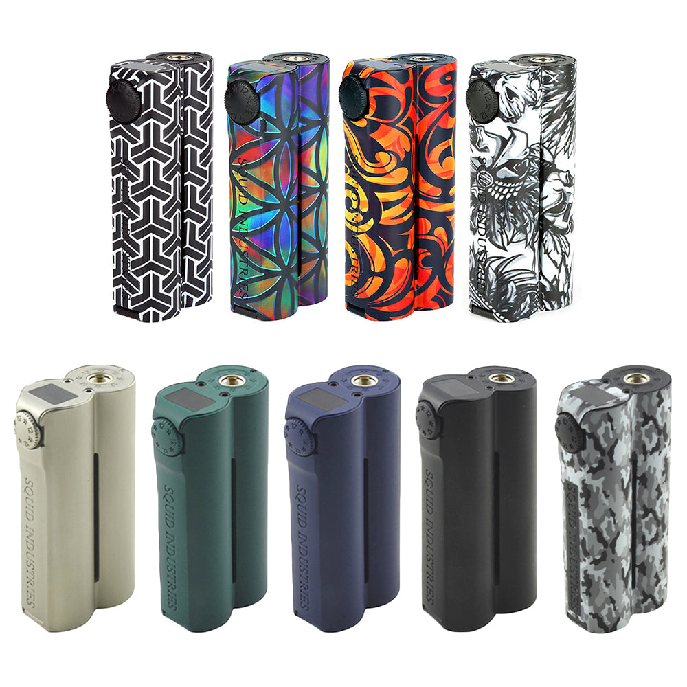 Squid Industry Double Barrel 3.0 Mod 150W