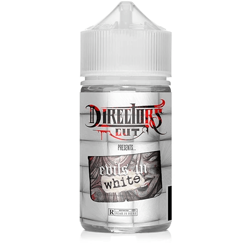 Directors Cut Evils in White Vape Juice 60ml