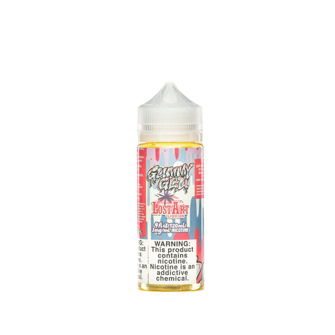 Lost Art Gummy Glu E-Liquid 120