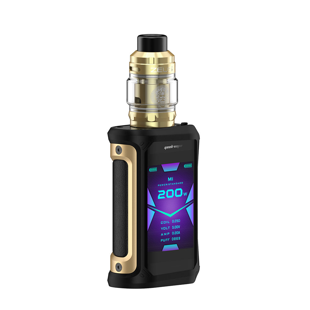 Geekvape Aegis X Kit Zeus Edition