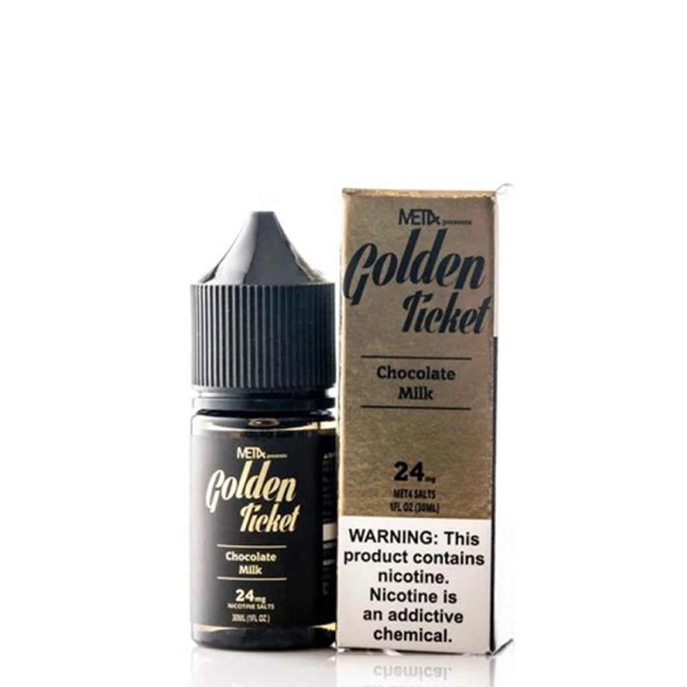 Met4 Golden Ticket Salt Nic
