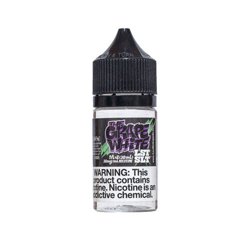 Grape White Nic Salt