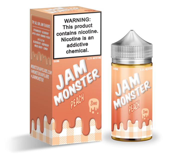 Jam Monster Peach