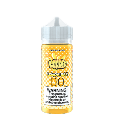 Loaded Lemon Bar Vape Juice 120ml