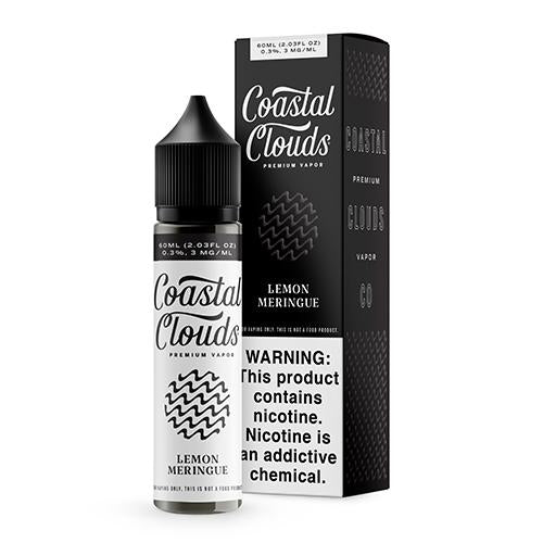 Coastal Clouds Lemon Meringue Pie Vape Juice 60ml