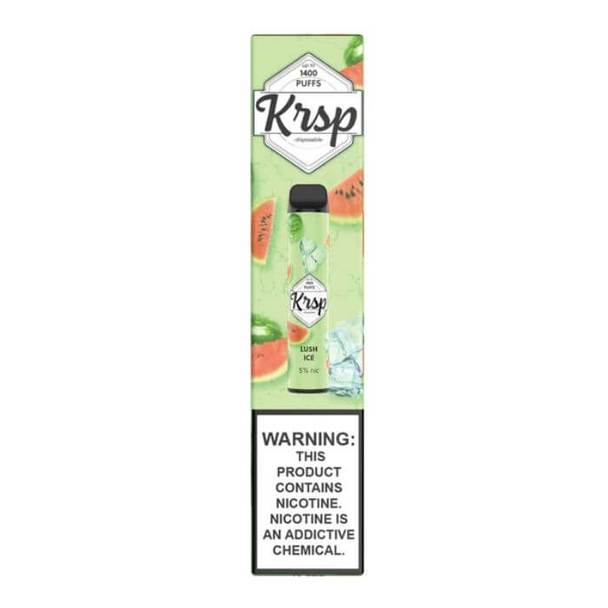 KRSP Disposable Vape Lush Ice