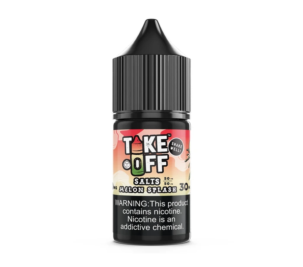 Take Off Melon Splash Salt Nic