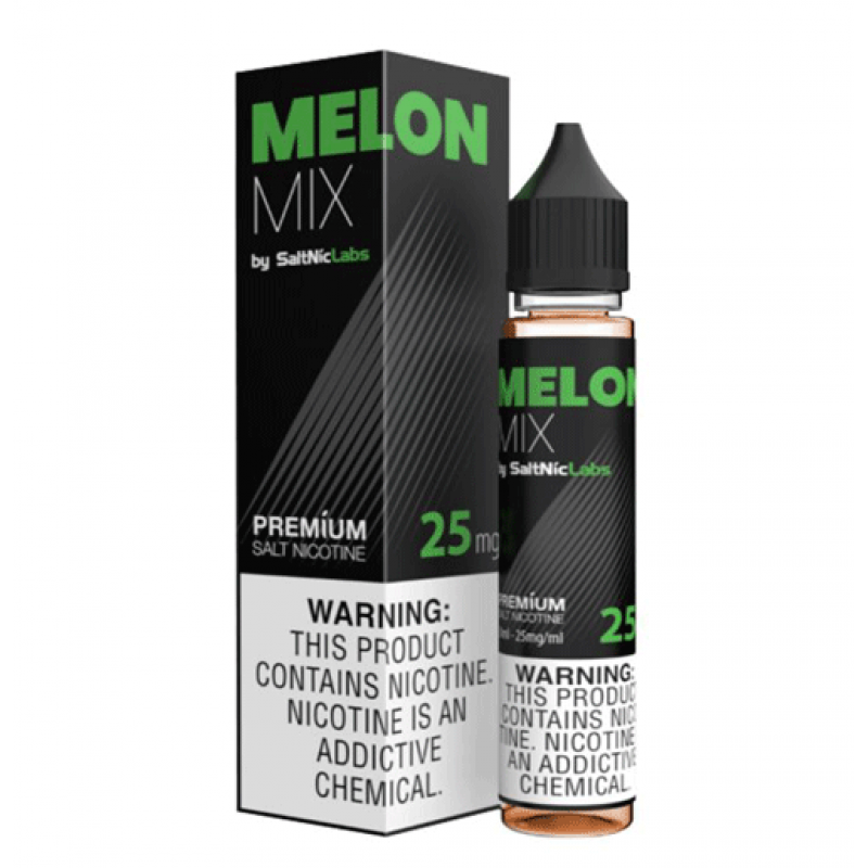 Vgod Melon Mix Nic Salt Vape Juice 30ml