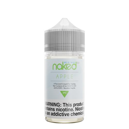 Naked 100 Menthol Collection Vape Juice 60ml