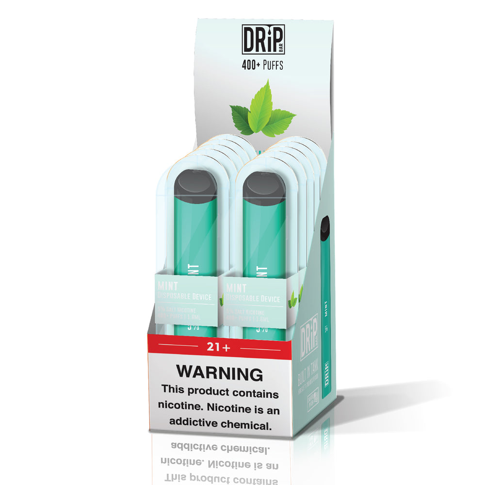 Drip Disposable Vape Bar