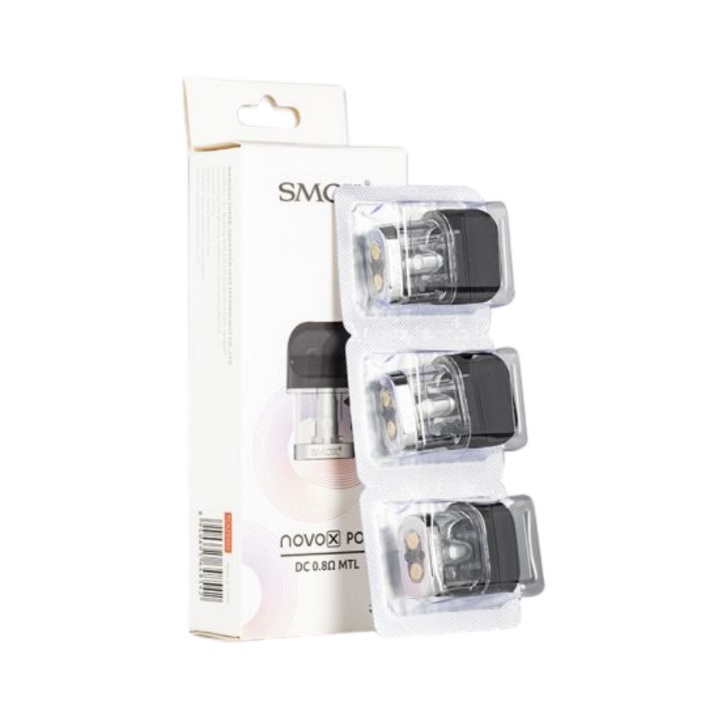 Smok Novo X Replacement Pod Cartridge