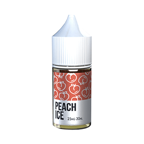Saucy Peach Ice Salt