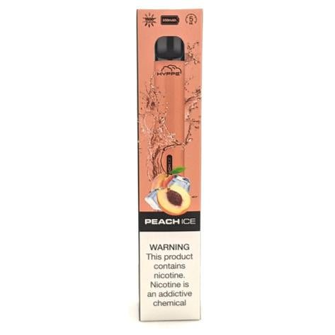 Hyppe Max Disposable Vape Peach