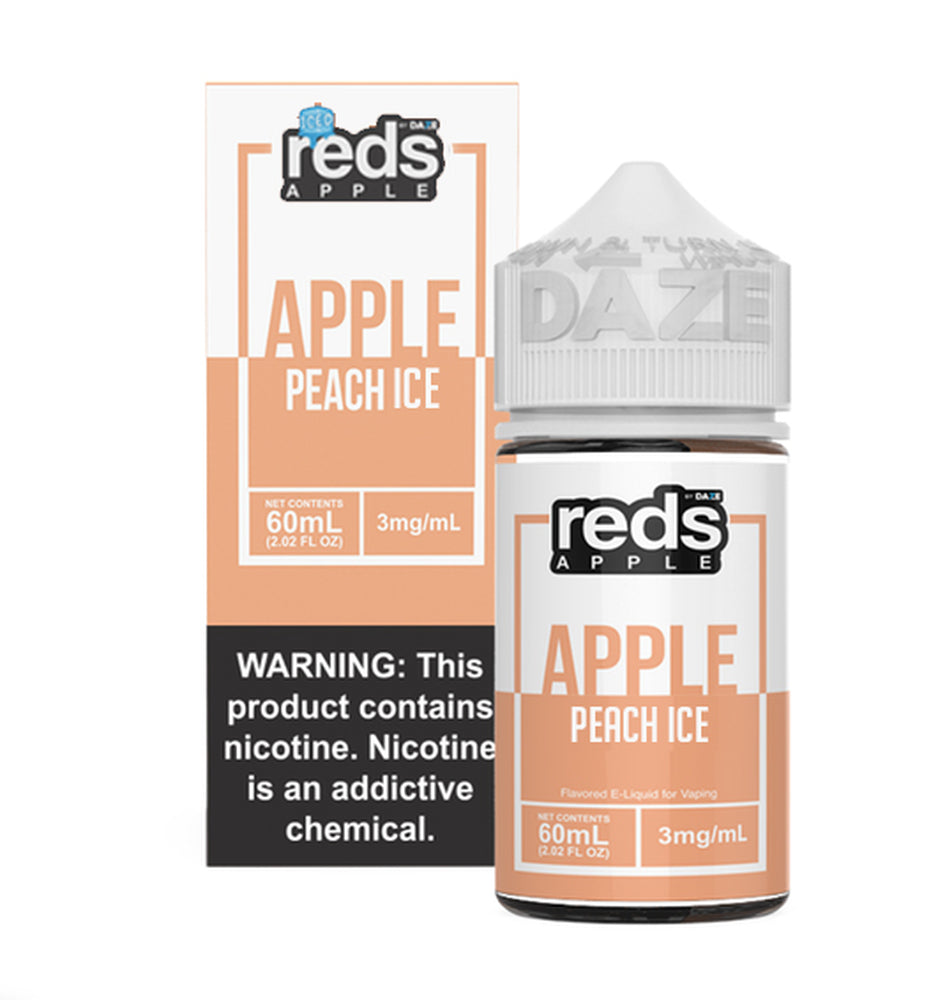 Reds Apple Peach Ice