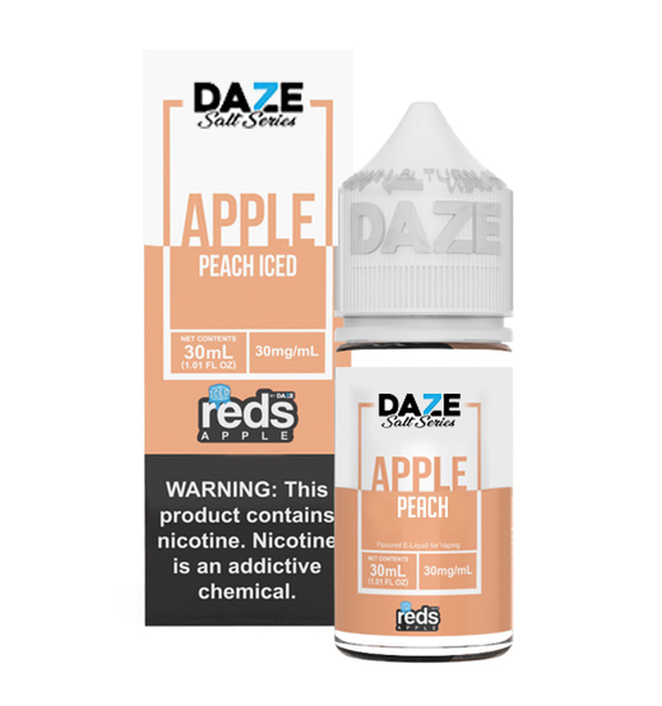 Reds Apple Peach Salt Nic