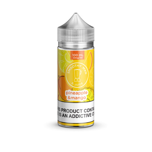 Smoothy Man Collection Vape Juice 100ml