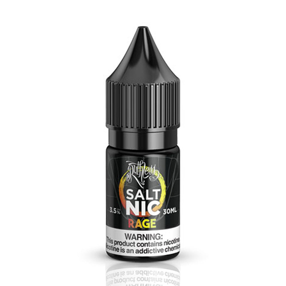 Ruthless Rage Nic Salt Vape Juice 30ml