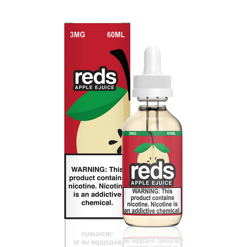 Reds Apple Collection E-Liquid 60ml