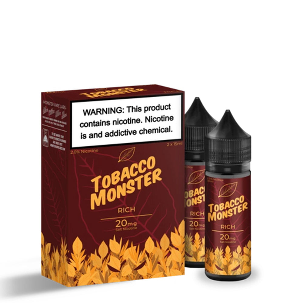 Tobacco Monster Rich Salt Nic