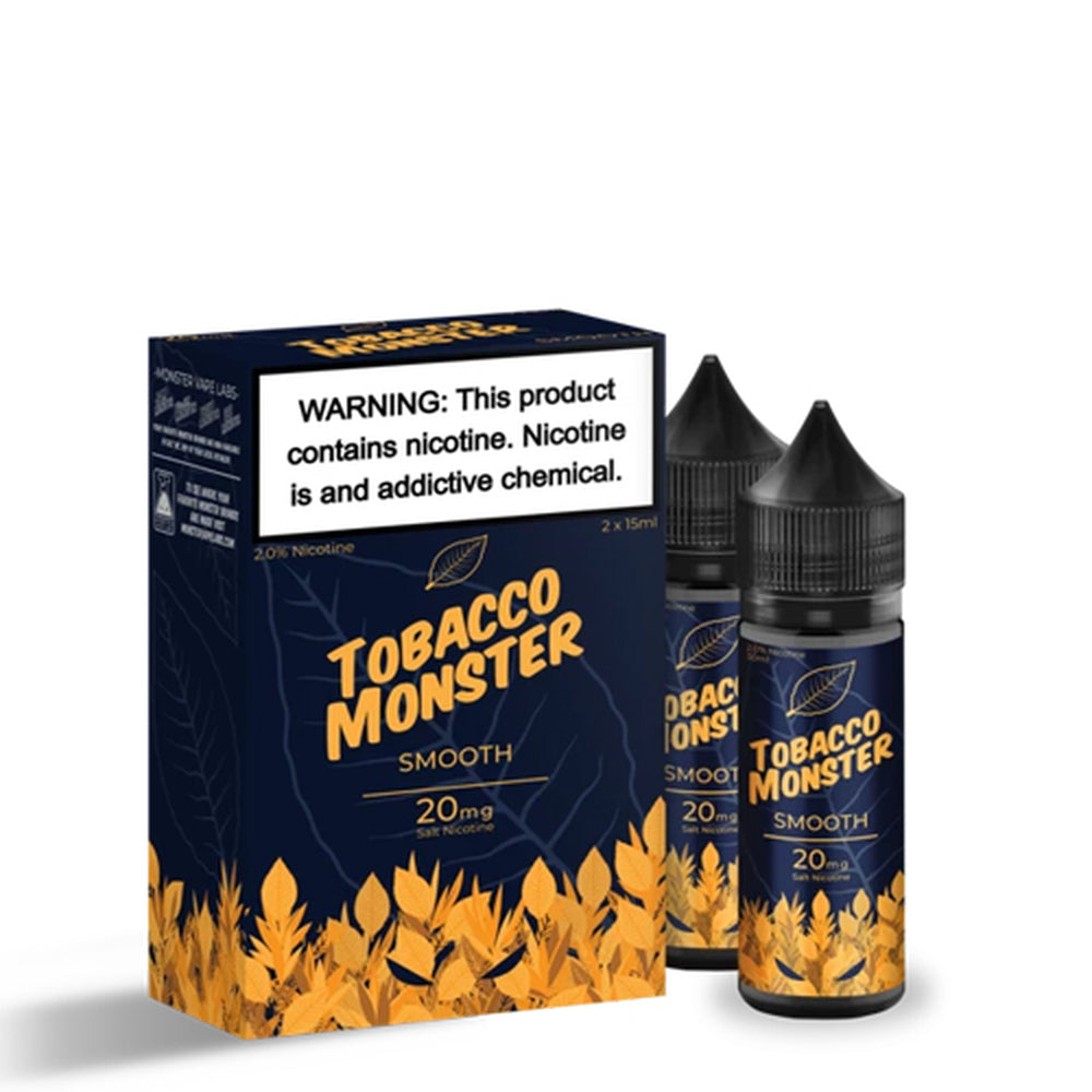 Tobacco Monster Smooth Salt Nic