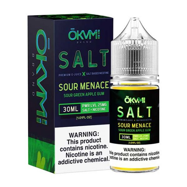 Sour Menace Nic Salt