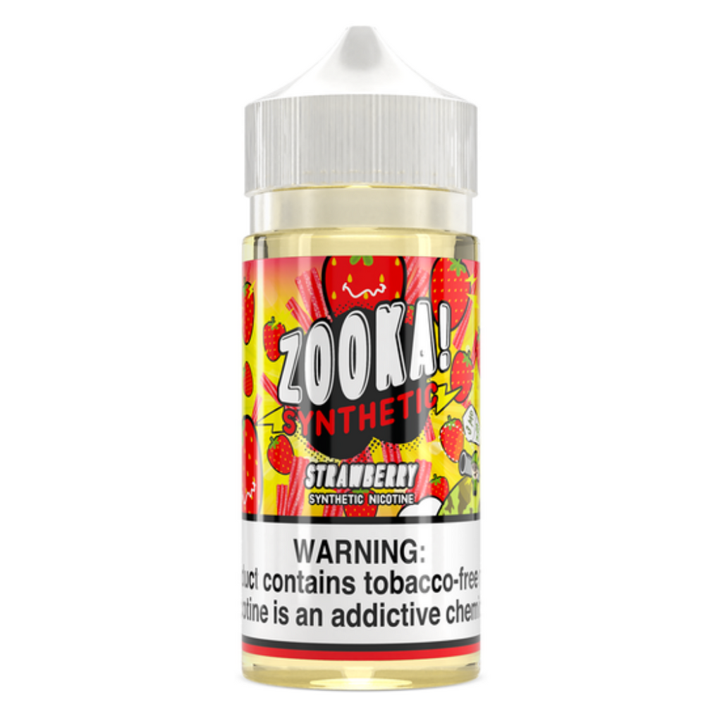 Zooka Strawberry TFN Vape Juice 100ml