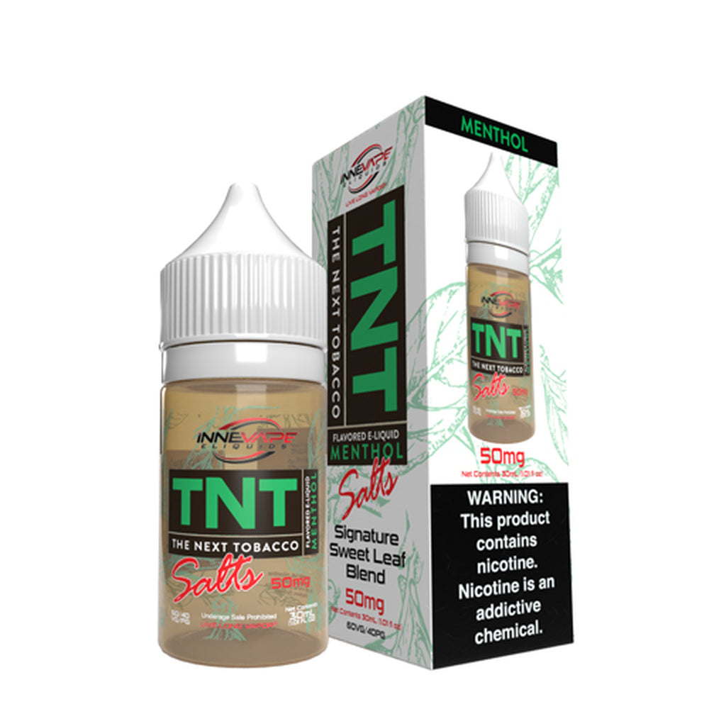 Innevape TNT Menthol Nic Salt Vape Juice 30ml