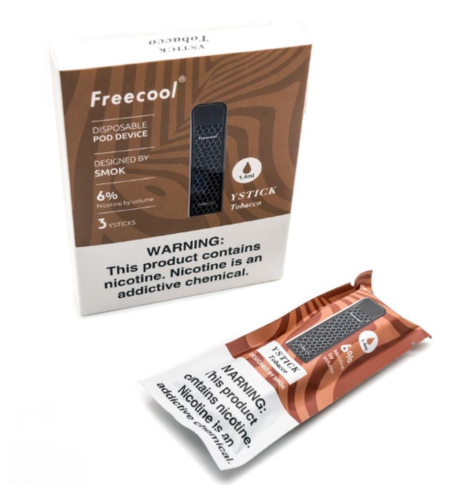Freecool Ystick Tobacco