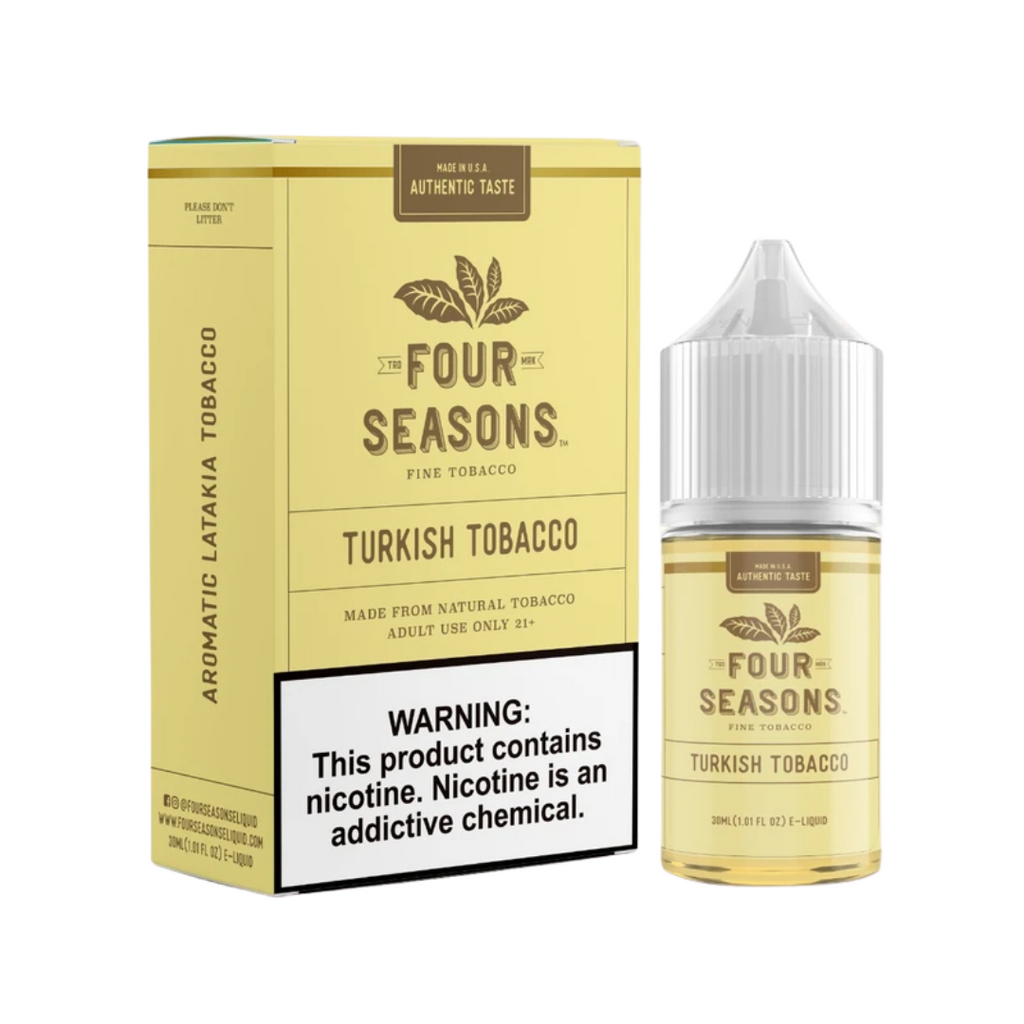 Four Season Turkish Tobacco