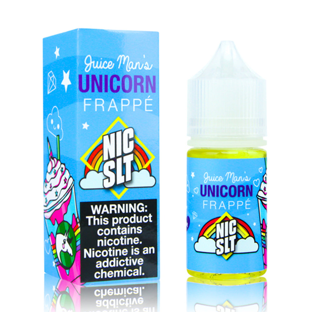 Juice Man Unicorn Frappe Nic Salt