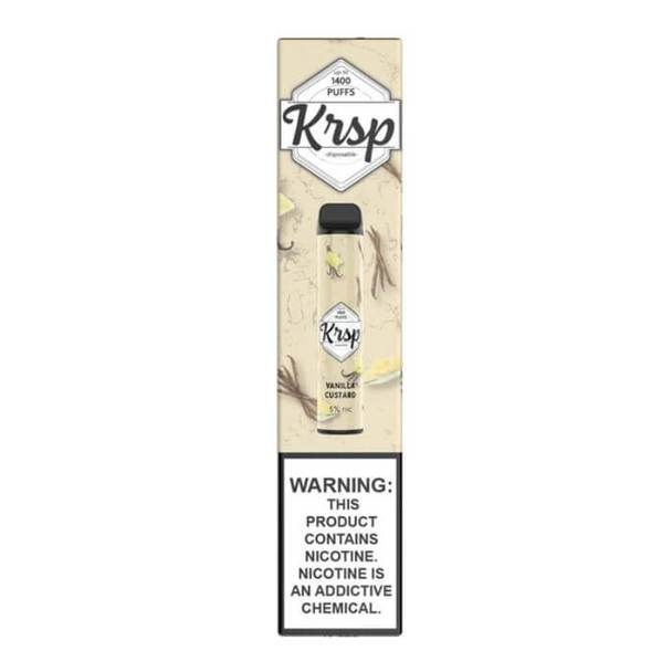 KRSP Disposable Vape Vanilla