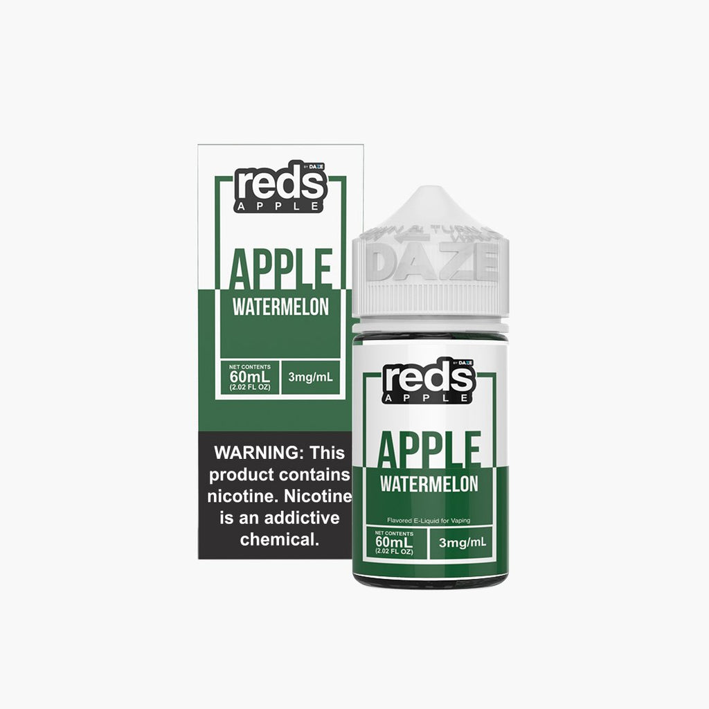 Reds Apple Watermelon Vape Juice 60ml