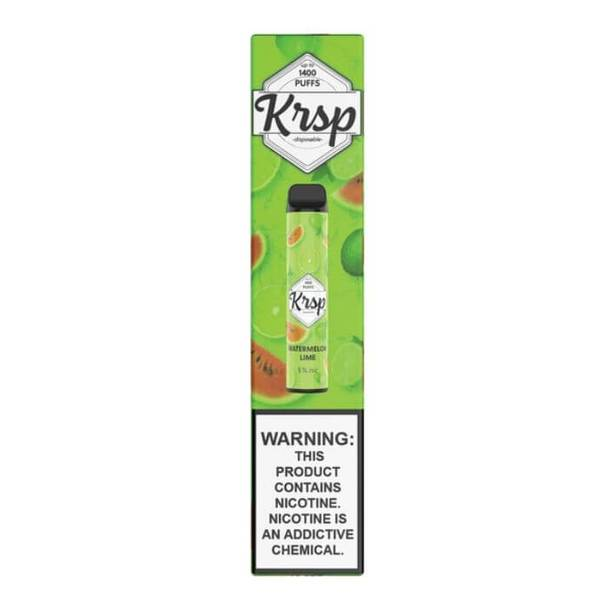 KRSP Disposable Vape Watermelon Lime