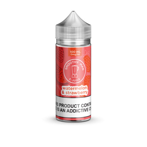 Smoothy Man Collection E-Liquid 100ml